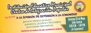 EXTENSION A LA COMUNIDAD